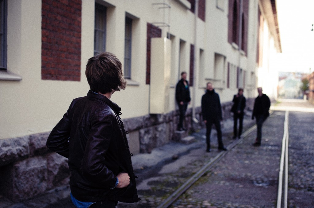 Sans Parade, photo by Lauri Hannus